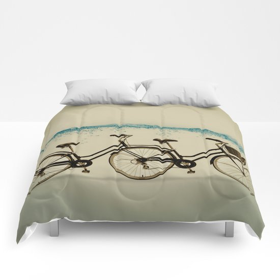 Deep Sea Tandem Comforters