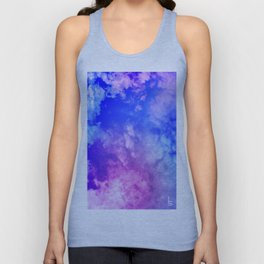 Color Foam III Unisex Tank Top
