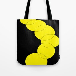 Tennis Balls Tote Bag