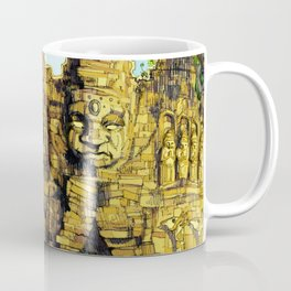 Threshold Guardian - Mythic Fantasy Coffee Mug