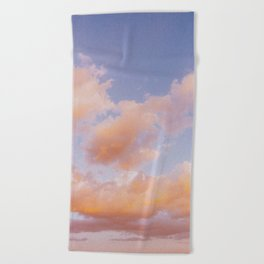 Summer Sky III Beach Towel