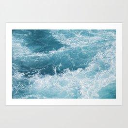 Bahamas Cruise Series 116 Art Print