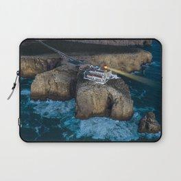 Portugal Coastline Laptop Sleeve