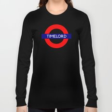 Timelord Long Sleeve T-shirt