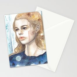 Midnight's Call Stationery Cards