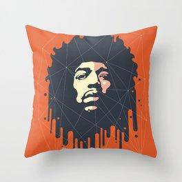 JIMI 0601 Throw Pillow