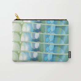 Ocean mist and bubbles Carry-All Pouch