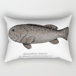 Grouper goliath Rectangular Pillow