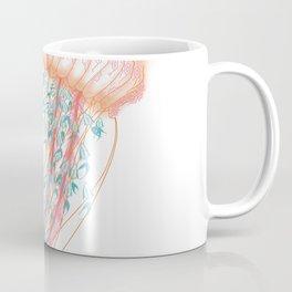 Robot Jellyfish Coffee Mug