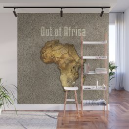 Out of Africa Wall Mural