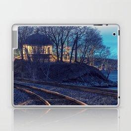 Railroad to the Music Room Laptop & iPad Skin