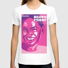 Quentin Tarantino's Plot Movers :: Death Proof T-shirt