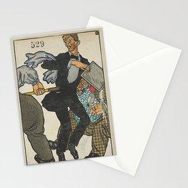 Viennese Café: Carambole (Wiener Café: Carabol) 1911 Stationery Cards