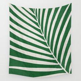 Minimalist Palm Leaf Wall Tapestry
