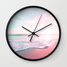 Ocean Love Wall Clock
