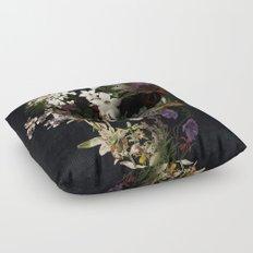 Spring Skull 2 Floor Pillow