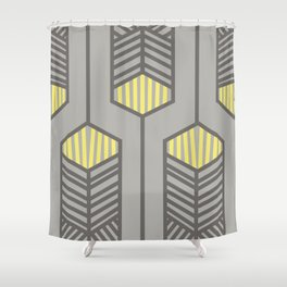Cool Wave Shower Curtain