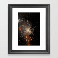 Corybantic Framed Art Print