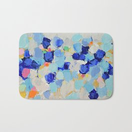 Amoebic Party No. 1 Bath Mat