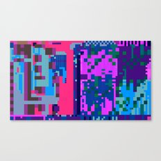 tcanvasmosh45 Canvas Print