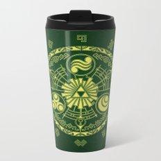 Zelda Triforce  Metal Travel Mug