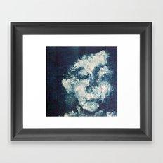 No Sudden Movement Framed Art Print