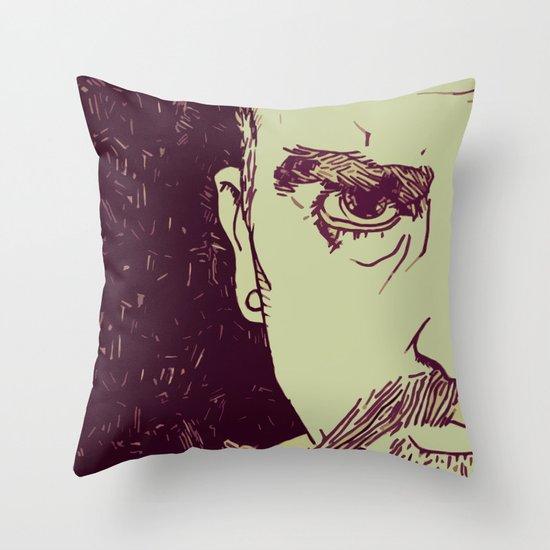 Gruff Throw Pillow