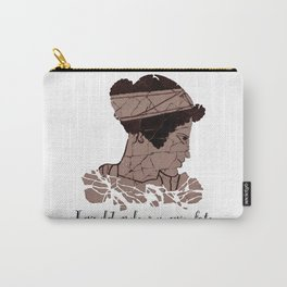 I Would Rule my Own Fate - Helen of Sparta Carry-All Pouch