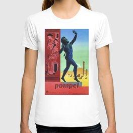 Pompei Pompeii Italian travel T-shirt