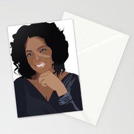 Oprah Stationery Cards