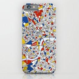 London Mondrian iPhone Case