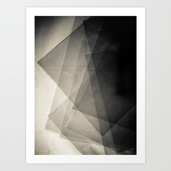 Abstract 221 Art Print