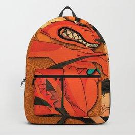 Narutoo vintage illustration Backpack