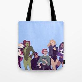 Grrrl Gang Tote Bag