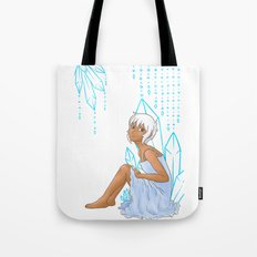 Isabelle and crystals Tote Bag