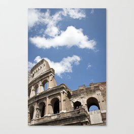 Colosseo Canvas Print