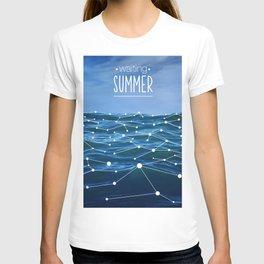 Waiting for summer T-shirt