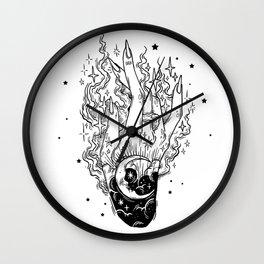 the MAGICIAN Wall Clock