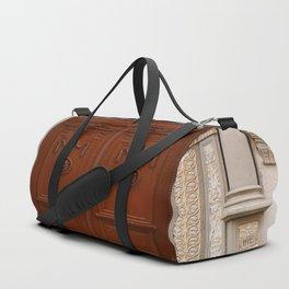 Beautiful Old Door Duffle Bag