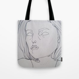 DANA SCULLY / THE TRUTH IS OUT THERE Tote Bag
