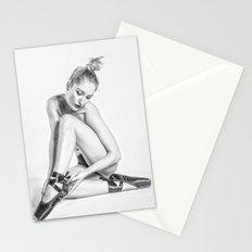 Danseuse Stationery Cards