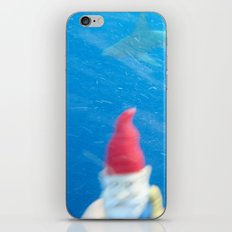 Gnome VS Shark iPhone & iPod Skin