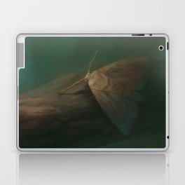 Apamea monoglypha Laptop & iPad Skin