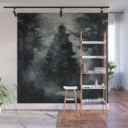 hidden tree Wall Mural
