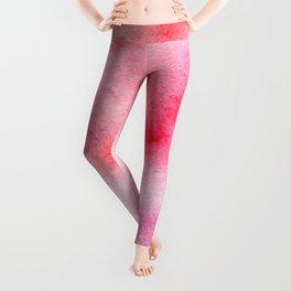 Pink gradient for girls fuchsia Leggings