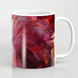 """Betta splendens Tropical Dream (Siam fighter)"" Coffee Mug"