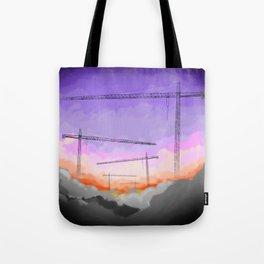 StrangeSky Tote Bag