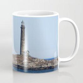 North Lighthouse Tower Thacher Island Coffee Mug