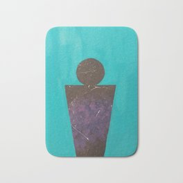 The universe within you Bath Mat