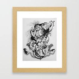 HelixQueen Framed Art Print